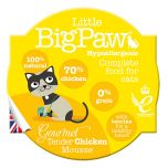 Little Big Paw Cat Gourmet Chicken Mousse