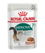 Royal Canin Instinctive 7+ in Gravy 85g Pouch