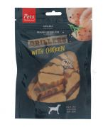 Pets Unlimited Grillers with Chicken