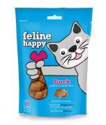 Feline Happy Cat Treats Duck