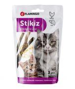 Flamingo Stikiz Cat Chicken & Liver 3pcs