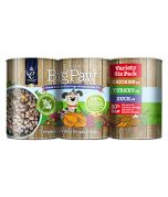 Little Big Paw Variety Pack Dog Wet Food 6x390g