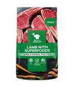 Billy & Margot Adult Lamb with Superfoods Pouched Wet Dog Food