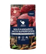 Billy & Margot Adult Kangaroo with Superfoods Pouched Dog Wet Food