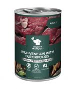 Billy & Margot Wild Venison with Superfoods Can