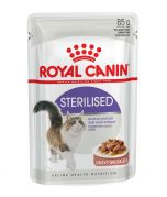 Royal Canin Sterilised in Gravy 85g Pouch