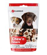 Flamingo Chew'n Snack Training Mix