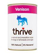 Thrive Complete Dog Venison Wet Food
