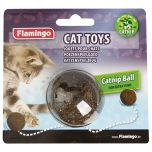 Flamingo Catnip Ball