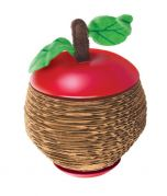 Kong Cat Toy Scratch Apple with Catnip