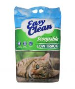 Easy Clean Cat Litter Low Track