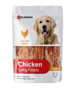 Flamingo Chicken Breast Fillet Dog Treats