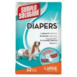 Simple Solutions Disposable Diapers