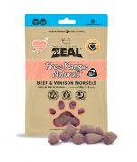 Zeal Beef & Venison Morsels Cat Treats