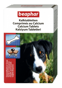 Beaphar Calcium Tablets 180tab.