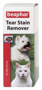 Beaphar Tear Stain Remover for Dogs & Cats