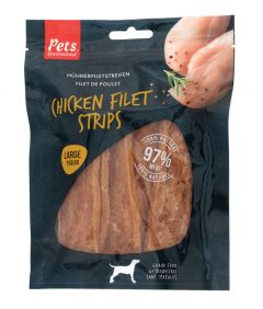Pets Unlimited Chicken Filet Strips Large