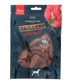 Pets Unlimited Grillers with Beef