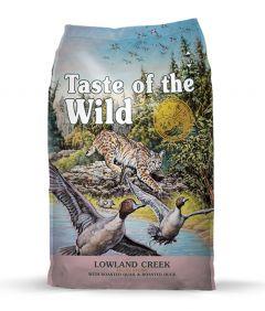 Taste of the Wild Lowland Creek Feline Dry Food