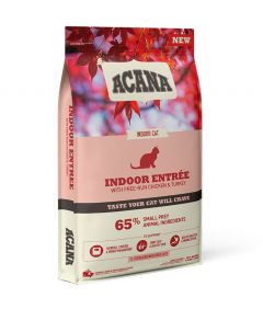 Acana Indoor Entree Cat Dry Food