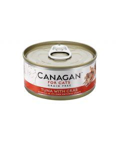 Canagan Tuna with Crab Cat Tin Wet Food