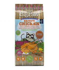 Little Big Paw British Chicken for Kitten