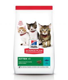 Hill's Science Plan Kitten Tuna Dry Cat Food