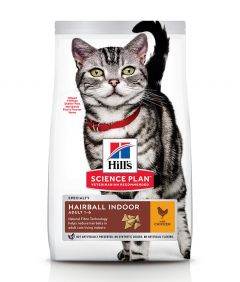 Hill's Science Plan Hairball Indoor Dry Cat Food