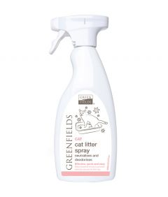 Greenfields Cat Litter Spray