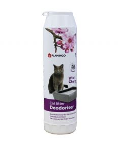 Flamingo Litter Deo Cat Wild Cherry