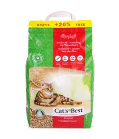 Cats Best Original Cat Litter 10lt +2lt FREE