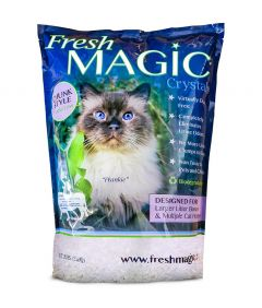 Fresh Magic Crystal Cat Litter