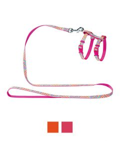 Hunter Seventies Cat Harness & Leashes