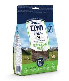 ZiwiPeak Air Dried Tripe & Lamb Dog Food