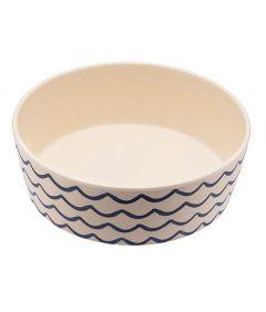 Beco Bamboo Printed Bowl Save the Waves