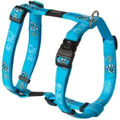 Rogz Turquoise Harness
