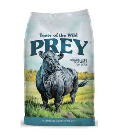 Taste of the Wild Prey Angus Beef for Dogs