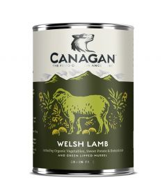 Canagan Welsh Lamb Dog Tin Wet Food