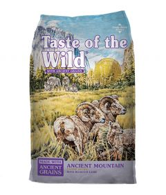 Taste of the Wild Ancient Mountain Canine Dry Food