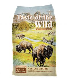 Taste of the Wild Ancient Prairie Canine Dry Food