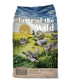 Taste of the Wild Ancient Wetland Canine Dry Food