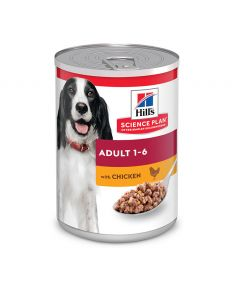 Hill's Science Plan Adult Chicken Canned Dog Food