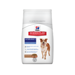 Hill's Science Plan Mature Adult 7+ Lamb & Rice Dry Dog Food