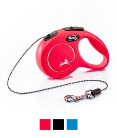 Flexi New Classic Cord Retractable Dog Leash