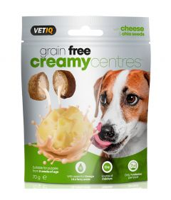 VetIQ Creamy Centres Cheese Dog Treats