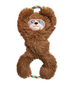 Kong Tuggz Sloth Dog Toy