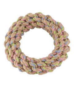 Beco Hemp Ring Rope Dog Toy