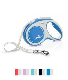 Flexi New Comfort Tape Dog Leash
