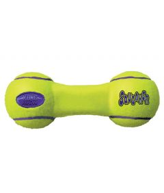 Kong Dog Toy AirDog Squeaker Dumbbell