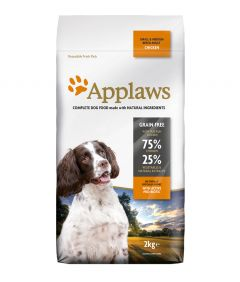 Applaws Dog Adult Chicken Small & Medium